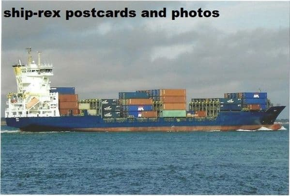 INDIA (container ship) photo (a)