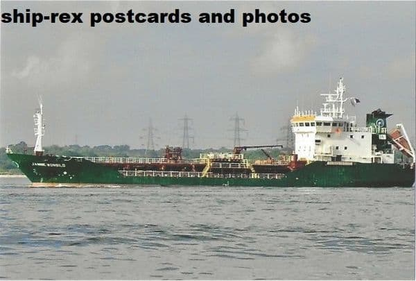 JANNE WANSILD (Nordic Tankers) photo