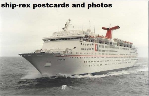 JUBILEE (Carnival Cruise Line) photo (b)