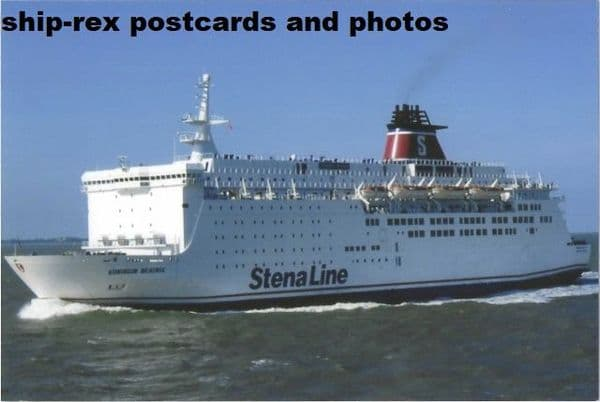 KONINGIN BEATRIX (1986c, Stena Line) photo (a)