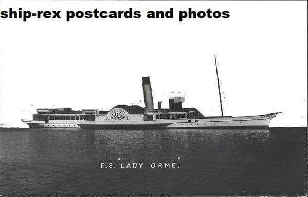LADY ORME (Cambrian Shipping Co) photo (b)