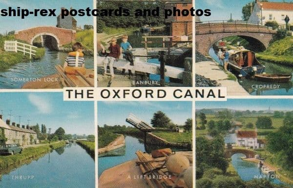 Oxford Canal~a