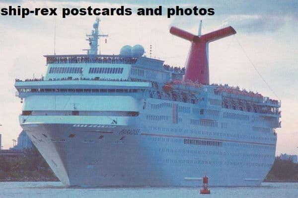PARADISE (Carnival Cruise Line)~a