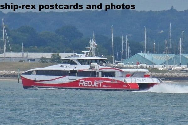 RED JET 7 (Red Funnel)~a
