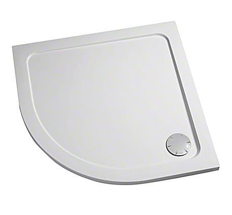 Mira Flight Safe Low 900mm Quadrant Shower Tray Anti-Slip