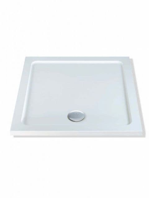 Mx Elements Square Shower Trays Popular Sizes Range