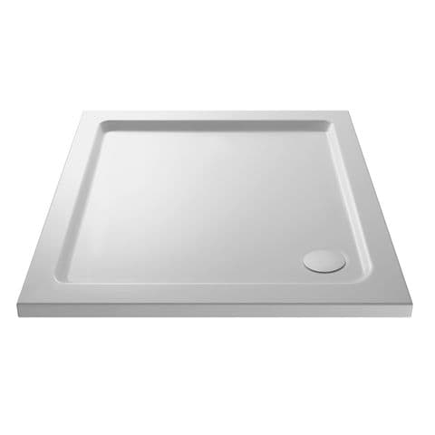 Ultra Pearlstone 700mm x 700mm Square Shower Tray