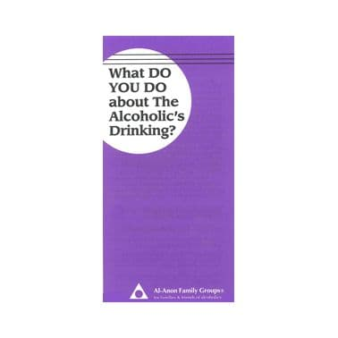 UK35 What Do You Do About the Alcoholics Drinking?