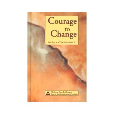 A15 Courage to Change: One Day at a Time in   Al-Anon