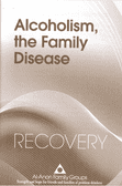 UK32 Alcoholism, the Family Disease (Large print edition)