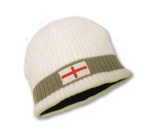 Asbri kids Storm Beanies - Knitted Hat England Flag