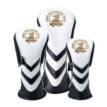 Customised Golf Headcovers - Driver, Putter, Mallet & Blade
