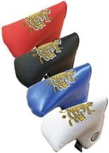Customised Golf Leathertte Traditional / Blade Putter HeadCover