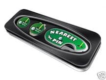 Nearest the Pin Golf Gift Set Pitchmarker & Capclip