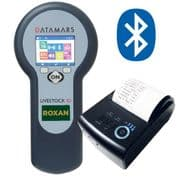 TracKing-1 Hand-Held EID Reader (Bluetooth) with Printer
