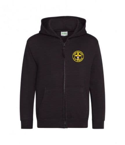 The Beacon School Zip Hooded Sweatshirt