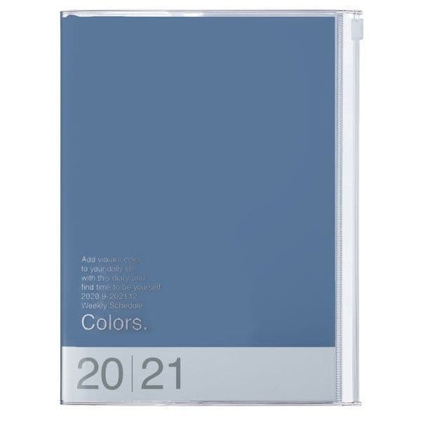 2021 Diary A6 Colors /
