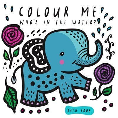 Colour Me: Whos in the Water?