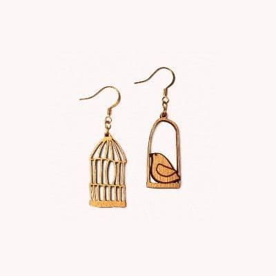 Freedom at Dawn Earrings
