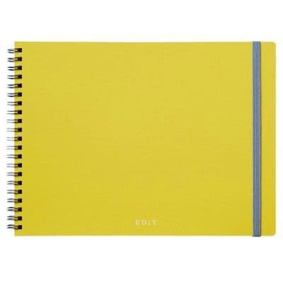 IDEATION Notebooks with Sticky Notes