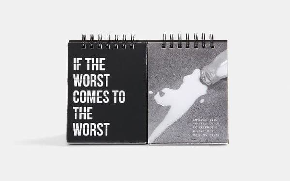 If the Worst Comes to the Worst Flip Book.