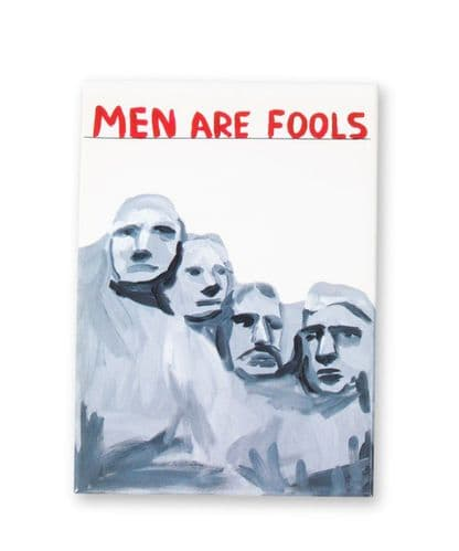 Men Are Fools Magnet
