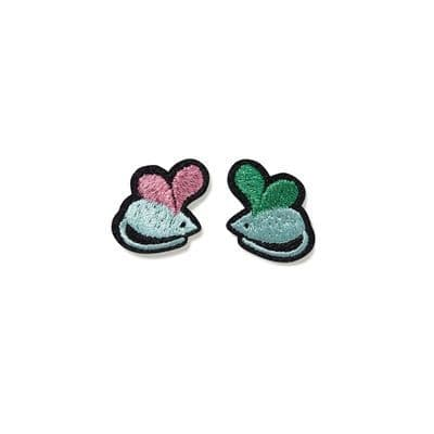 Mouse & Heart Repair Patches