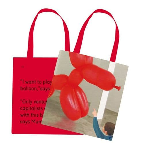 Play with the Balloon Tote Bag