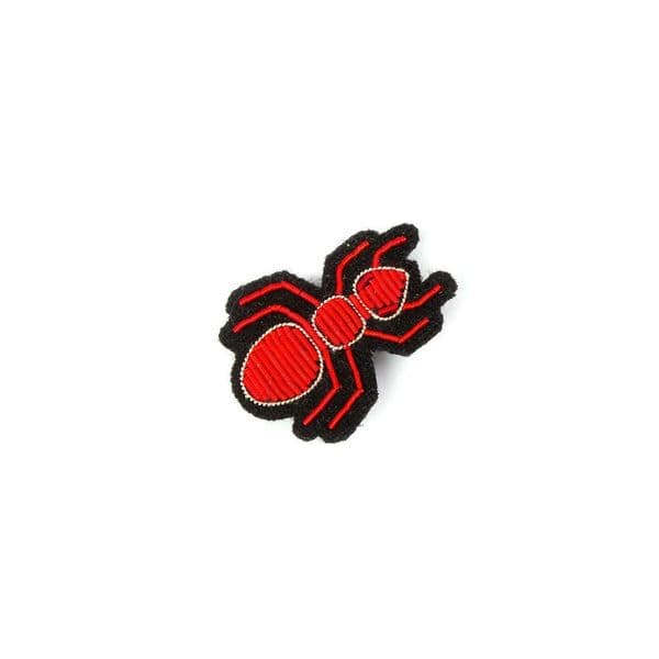 Red Ant Brooch