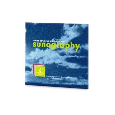 Sunography - Fabric (Solar Powered Photography)