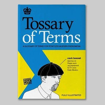 Tossary of Terms Book