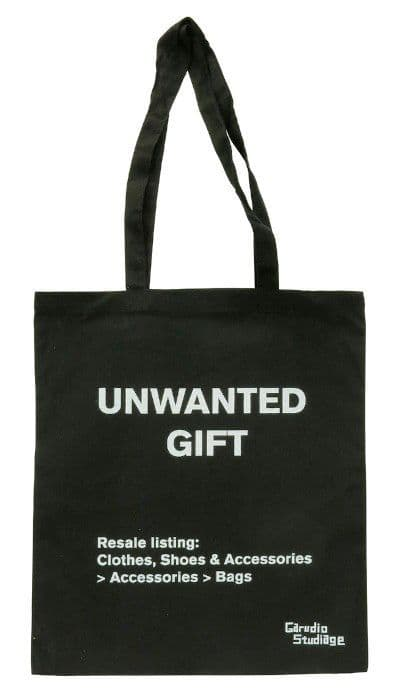Unwanted Gift Tote Bag