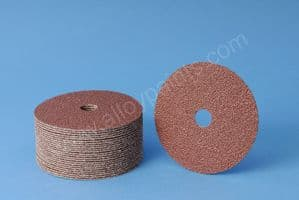 115 mm Fibre discs (P24, P36 and P50)
