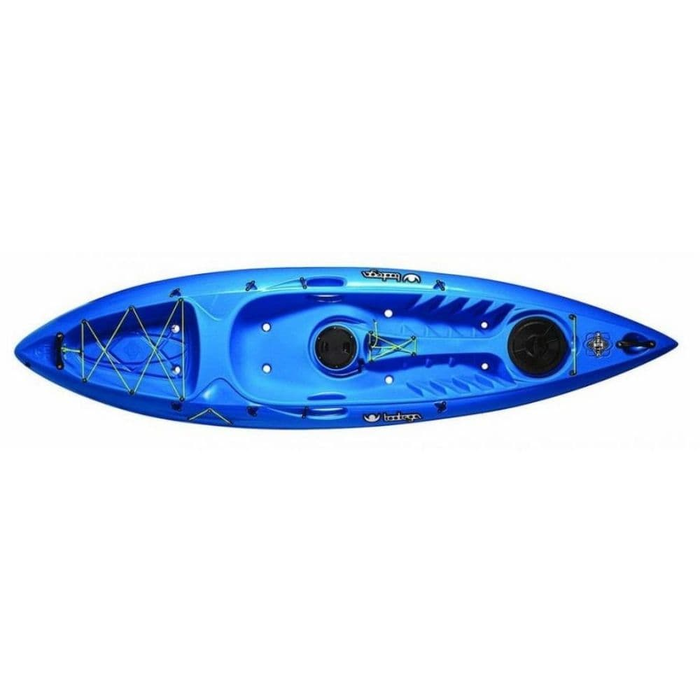 Tootega Kinetic 100 Hydrolite | 1 person sit-on-top kayak | WWTCC