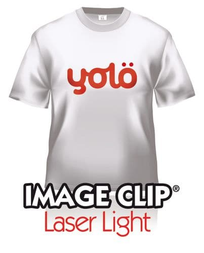 Image Clip® Laser Light Self-Weeding Heat Transfer Paper