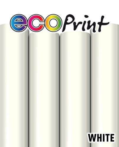 SEF EcoPrint - Eco-Solvent Printable Flock - White