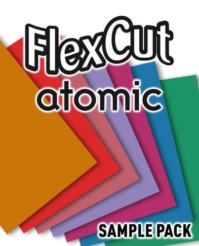 SEF FlexCut Atomic - A4 Sample Pack