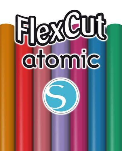 SEF FlexCut Atomic - Silhouette Cameo® size - 7 Pearlescent