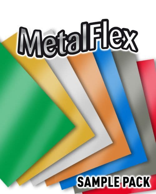 metallic heat transfer vinyl - MetalFlex | yolo creative