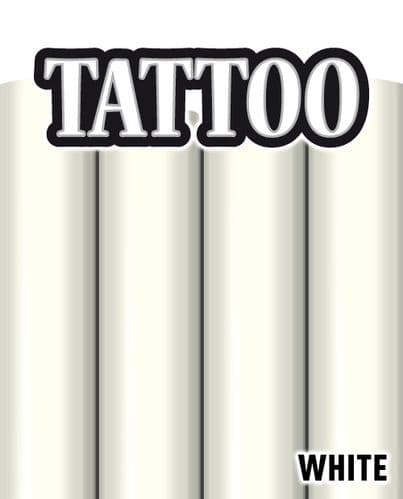 SEF Tattoo - Eco-Solvent Printable Vinyl - White