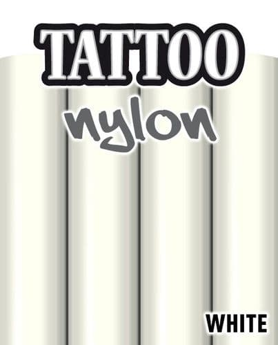 SEF Tattoo Nylon - Eco-Solvent Printable Vinyl - White