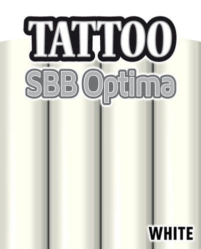 SEF Tattoo SBB Optima - Eco-Solvent Printable Film - White