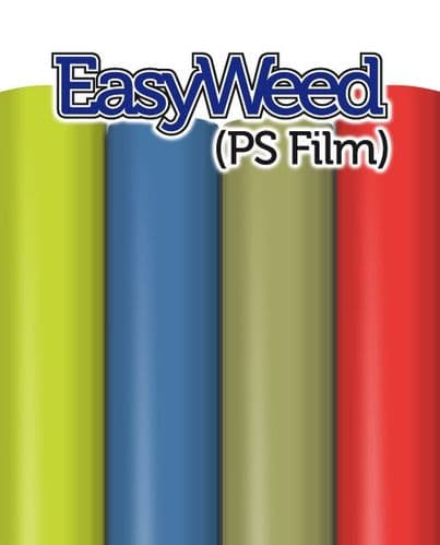 Siser EasyWeed (PS Film) - A4 Packs - Selected Colours