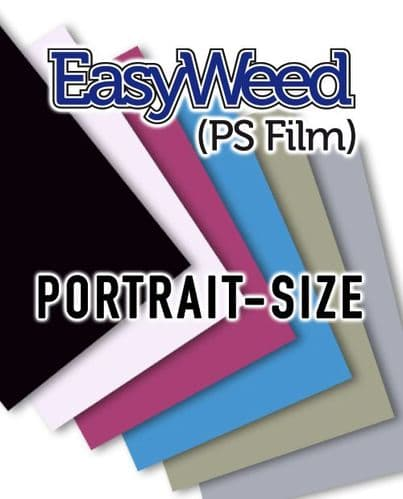 Siser EasyWeed (PS Film) - Portrait-size