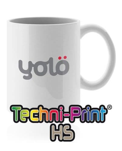 Techni-Print® Hard Surface Laser Heat Transfer Paper